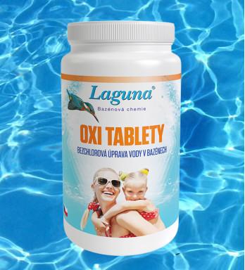 Laguna OXI tablety 200g
