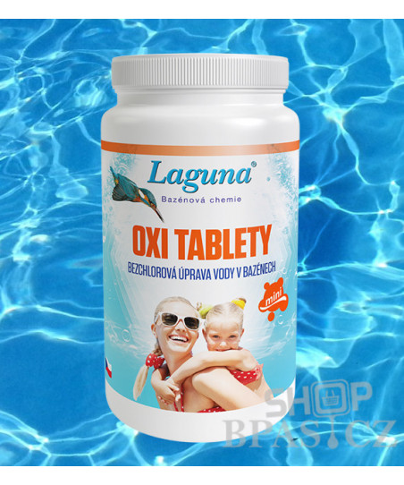 Laguna OXI tablety mini