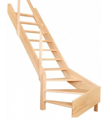 Půdní Mlynářské schody TURN...
