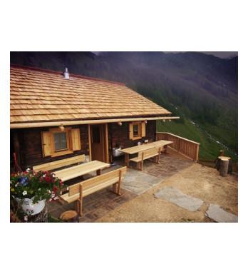 Selská dlažba - Imitace Dřeva