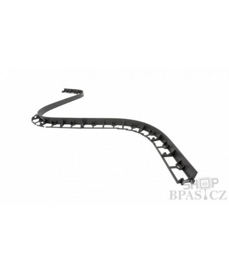 Obrubník plastový GB 58 černý