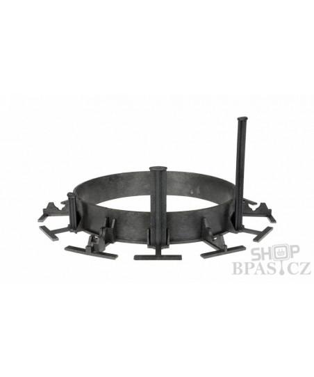 Obrubník plastový GB 78 černý