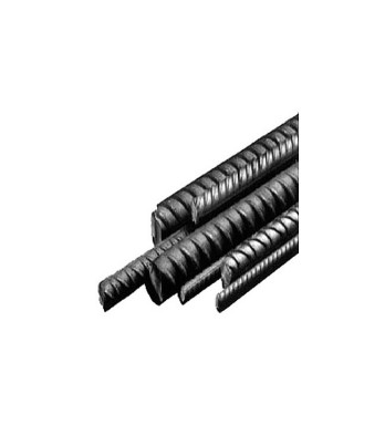 Ocel žebírková, 8mm délka 6m
