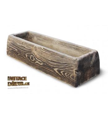 Koryto - Imitace Dřeva