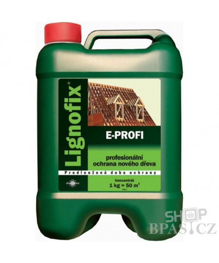 Lignofix E Profi hnědý